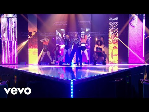 Stefflon Don - Hurtin' Me (Live at the MOBOs)
