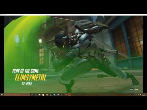 Genji Ultimate Mcree