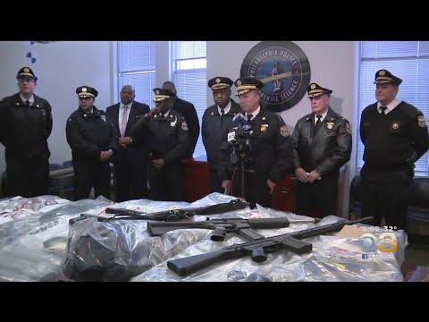 165 People Arrested In Northwest Philadelphia Anti-Crime Initiative