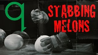 Stabbing Melons for Psycho