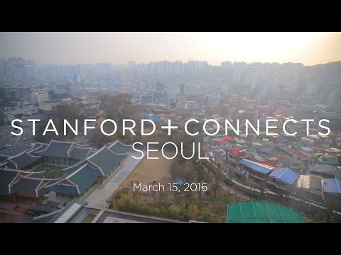 Stanford+Connects Seoul