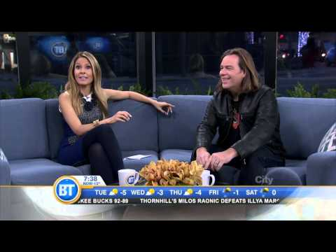 Alan Doyle talks about his famous friendships and his new record 'So Let's Go'