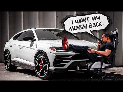 Why You Should NEVER Buy A Lamborghini Urus...*Overpriced Audi*
