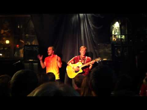Hill & Weedon Sexy Song Live at Jekyll and Hyde Edinburgh