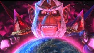 Star Fox Zero Final Boss + Ending (Andross) 1080p HD