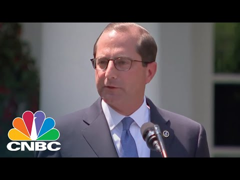 HHS Secretary Alex Azar On Drug Prices: We're Not Going To Propose Gimmicks | CNBC