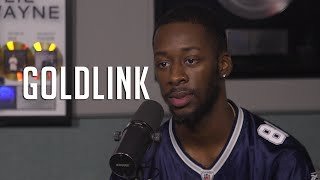 GoldLink Talks About His Name, Rick Rubin & is Generally Awkward!