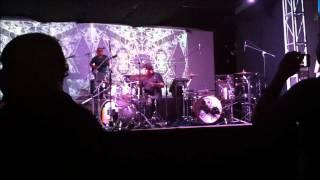 adán sánchez en festival de bateristas