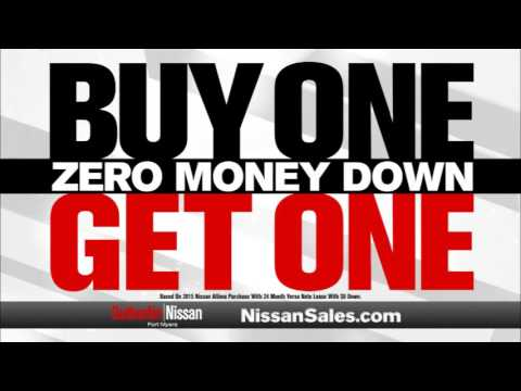 Sutherlin Nissan Ft Myers Black Friday Through Cyber Monday