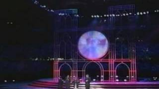 "All 4 One  ""Someday"" LIVE -Hunchback Premiere Concert 7 96"