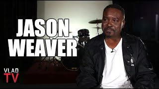 Jason Weaver on Playing Young Michael Jackson in Jackson Family TV Series, MJ Picking Him (Part 2)