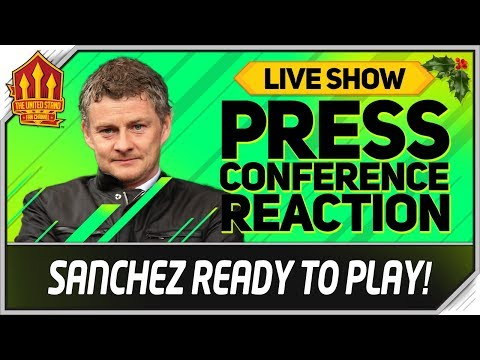 SOLSKJAER Press Conference Reaction! Manchester United vs Bournemouth | Man Utd News