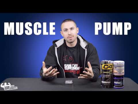 Muscle Pump What is it?