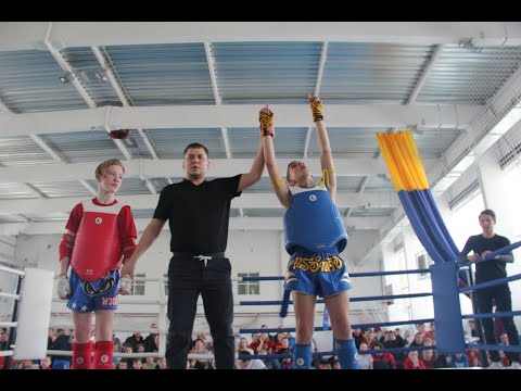 """Соревнования по тайскому боксу """"""""Держава 43""""""""проходившие в городе Уржум"""