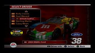NASCAR 2005 - Elliott Sadler @ California