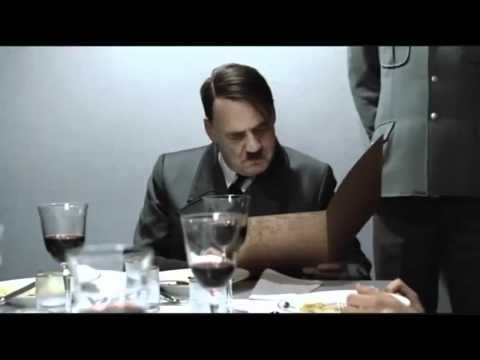 Hitler learns that Warhammer Dark Millenium is no longer an MMO