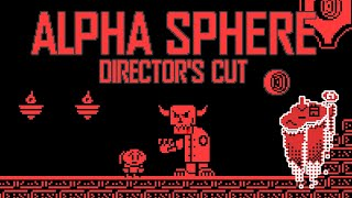 ALPHA SPHERE: Director's Cut (2021) / Almost Complete Playthrough (4 Endings) / SMW ROM Hack