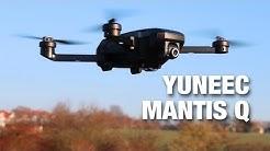Yuneec Mantis Q // Der erste Flug - leider eine Enttäuschung! 4K