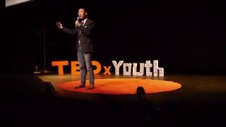 Four Key Skills to Lead the Future | Michael Lai | TEDxYouth@ColumbiaHeights