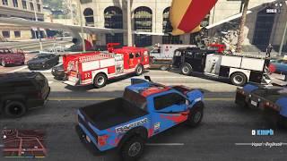 Gta 5: разбился самолет - девушка франклина попала в больницу!