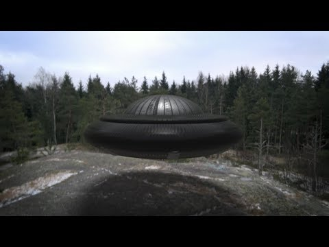 CLOSEST UFO ALIEN SIGHTING EVER!!! CRAZY FOOTAGE!! 21st January 2018!!!