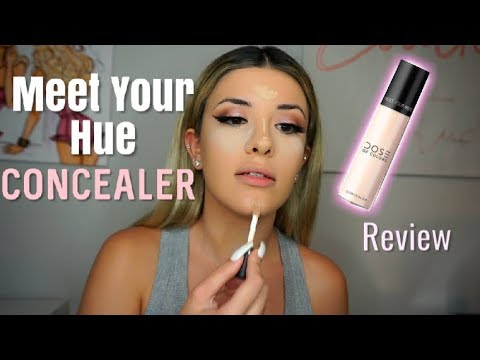 DOSE OF COLORS CONCEALER REVIEW - Wear Test, Unboxing, & More | Edith Patatanyan thumbnail