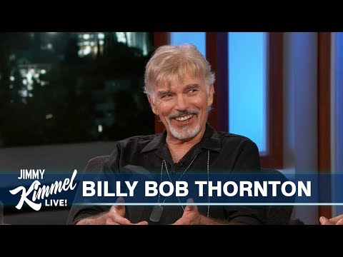Billy Bob Thornton is Best Friends with Unlikely Group