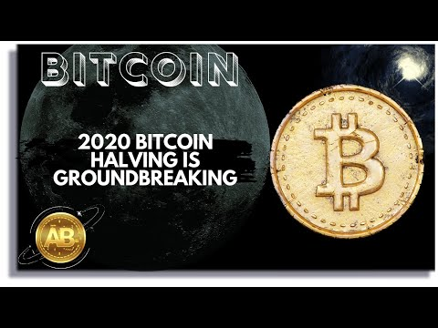 WHY BITCOIN HALVING 2020 IS GROUNDBREAKING   Quantitative Easing   Bitcoin Leverage Done Right