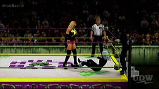 Ms. Marvel/Android 18 vs. Catwoman/Black Cat (Hulk Bash IV, M4)