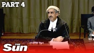 Pakistan dismisses India ICJ case as 'political grandstanding' (Part 4)