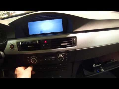 BMW E90 CCC Nav PIP multimedia interface HD multimedia player www.bmwtuning.hu