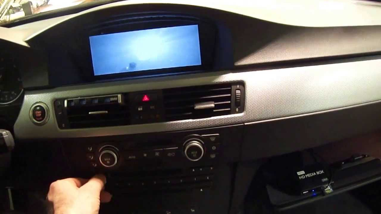 Bmw E90 Ccc Nav Pip Multimedia Interface Hd Multimedia Player Www Bmwtuning Hu Youtube