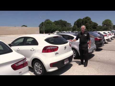 New 2016 KIA Rio Low Prices, Easy Financing, Friendly Kia New Port Richey FL