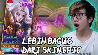 LANCELOT SKIN STARLIGHT LEBIH BAGUS DARI EPIC ! - MOBILE LEGENDS INDONESIA