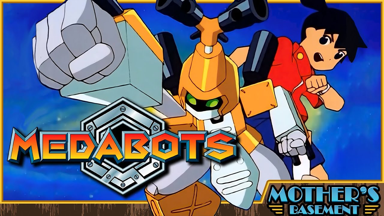 Medabots - The Most Slept-On Anime Ever
