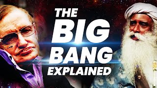 How was universe made ? | The Big Bang | Dark Energy and Shiva | Sadhguru | Adiyogi