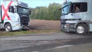 """Truck Treffen Günter Pille """"Lohne 2014"""" mit bauXpert Seelmeyer"""