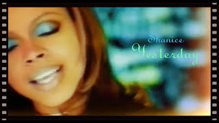 "Shanice ""Yesterday"" (HD Music Video) Rare!!!, When I Close My Eyes"