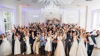 Самая массовая регистрация брака в стране прошла во время свадебного квеста