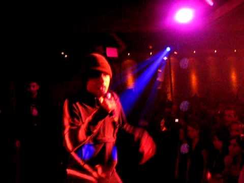 Daniel: Wu-Tang Clan - Da Mystery Of Chessboxin' (Hip-Hop Karaoke (HHK) Vancouver, March 21, 2011)