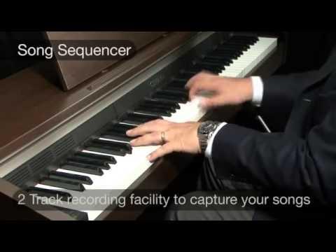 Casio Celviano AP-220 Digital Piano