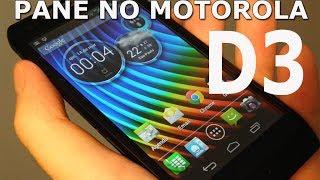 Pane no Motorola RAZR D3