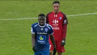 J21 : Chamois Niortais FC - Grenoble Foot 38, le résumé