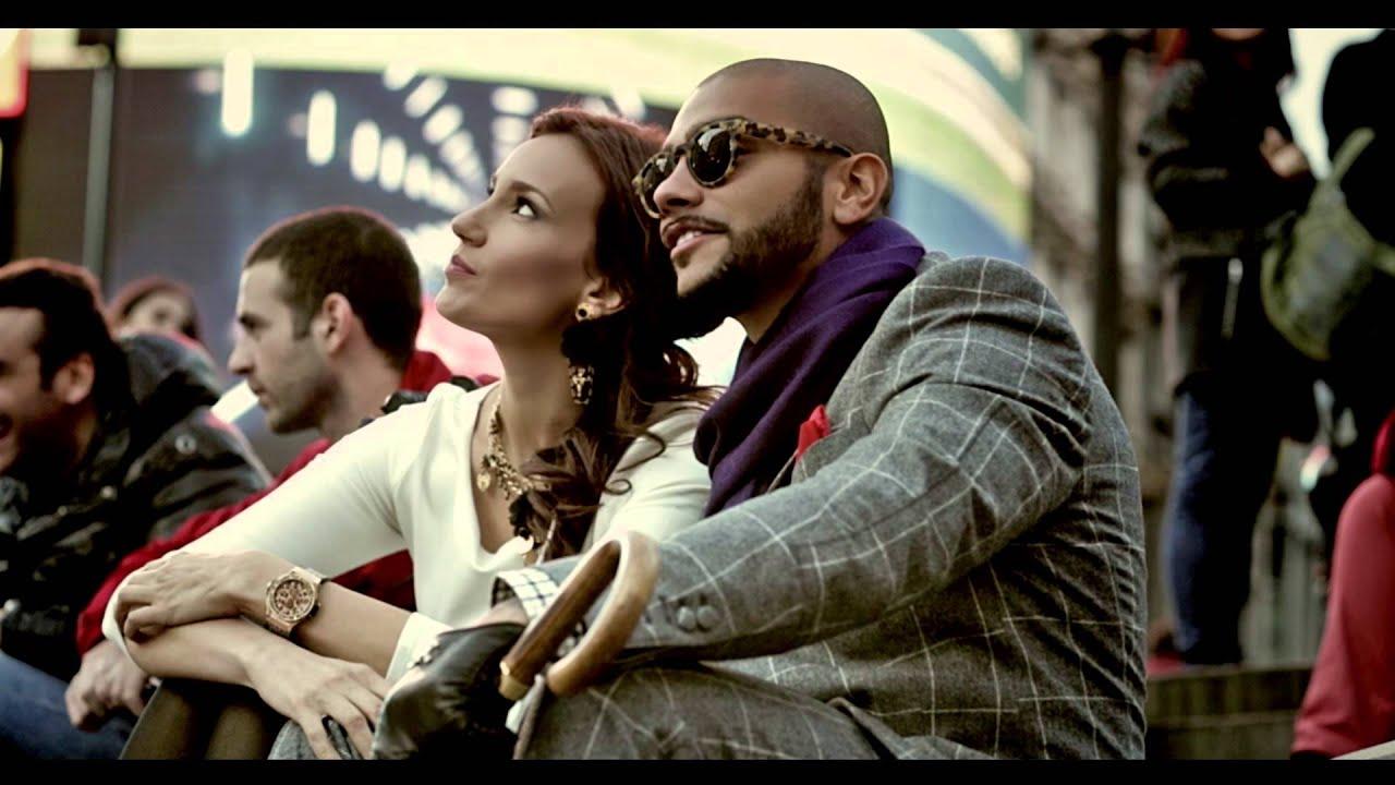 русский певец в лондоне видеоклип