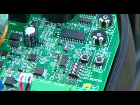 Section 7: Setting the Master Control Board DIP Switches