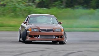 homepage tile video photo for G25 JZX100 Track Test!