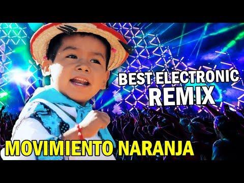 Movimiento Naranja REMIX (Music Video) Electronic