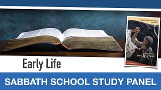 "Sabbath Bible Lesson 1: ""Early Life"" - Lessons From the Life of Jacob"