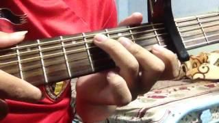 Hướng dẫn guitar solo fingerstyle đơn giản my heart will go on pcuoi