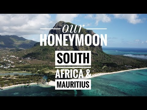 Travel Video  | Our Honeymoon 2017 | South Africa & Mauritius | Arun & Melissa